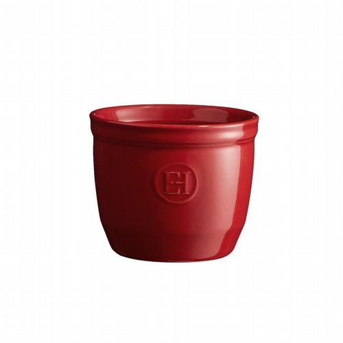 Emile Henry - Ramekin No. 8 - Red